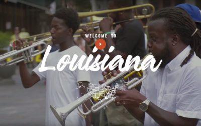 Ask a local over Louisiana