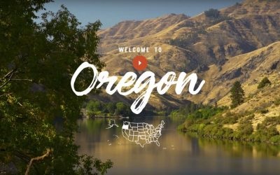 Ask a local over Oregon