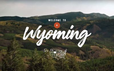 Ask a local over Wyoming